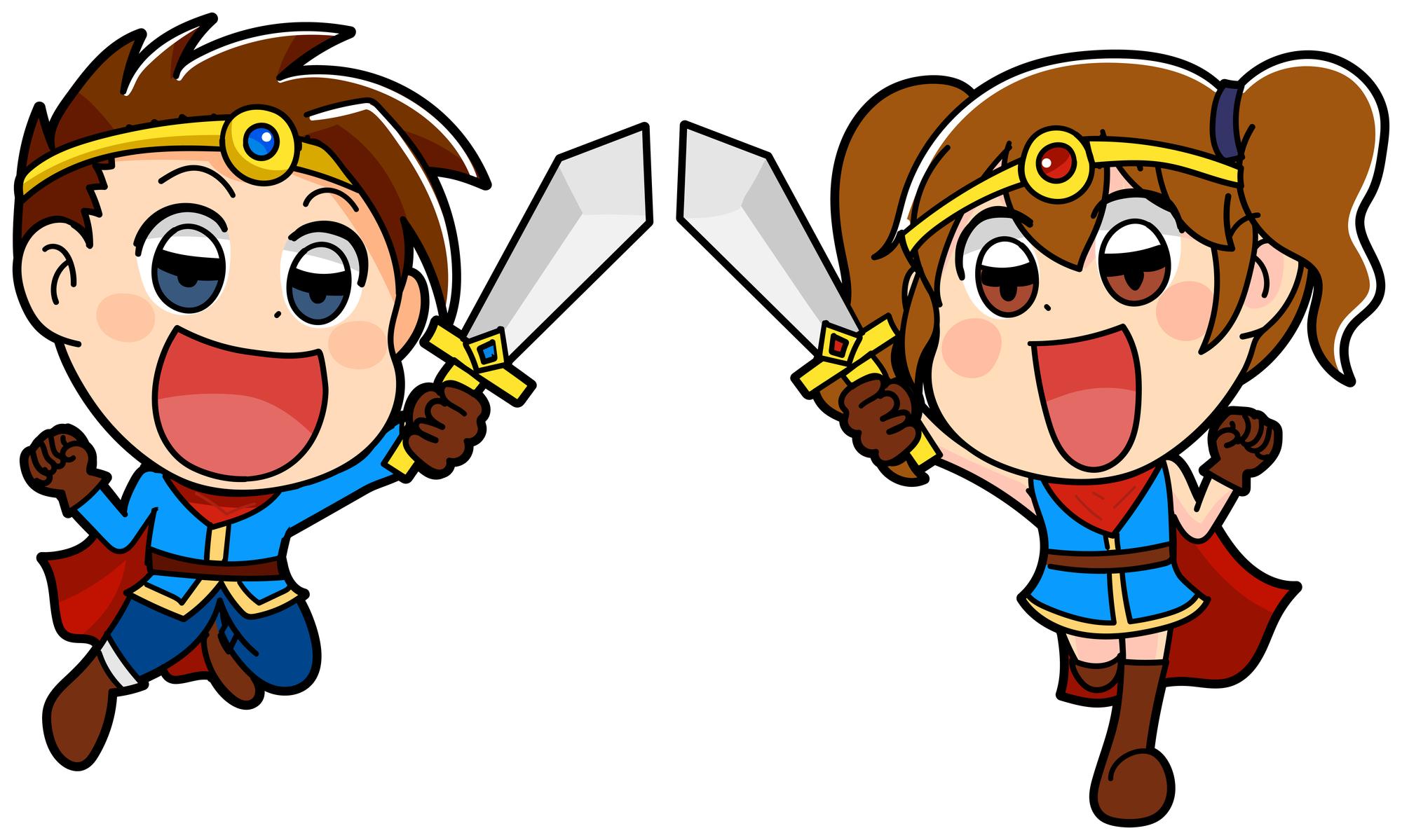 美少女RPG